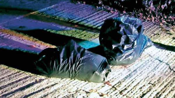 Cadáver desmembrado de un hombre es lanzado en dos bolsas negras en la colonia Pedregal de Tejalpa Jiutepec Morelos
