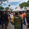 Cerrados establecimientos por incumplimiento de medidas sanitarias durante recorrido de vigilancia del Convoy, Unidos por Morelos ante el COVID-19