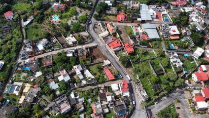 Invertirán más de 33 millones de pesos en 37 obras en el municipio de Jiutepec