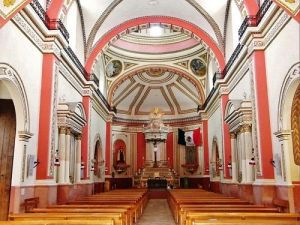 Templo y Ex Convento de Santo Domingo en Cuautla – Morelos