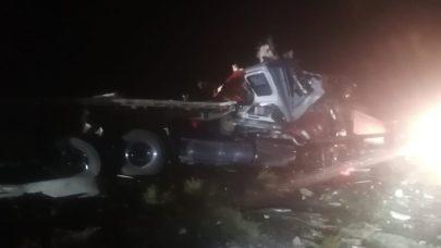 16 muertos y 22 personas heridos deja accidente ocurrido en carretera de Sonora