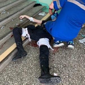 Alumno de 18 años mató al menos a ocho compañeros e hirió a 28 personas, en tiroteo registrado en universidad de Rusia
