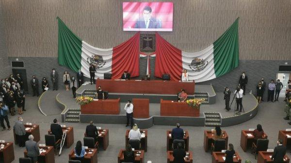 Inicia funciones la LV Legislatura del Congreso de Morelos con Toma Protesta