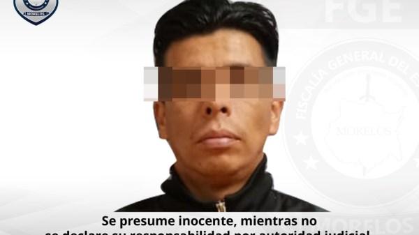 Arrestan en EdoMex a hombre por violar a una menor de edad en Morelos