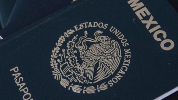 Nuevo pasaporte mexicano contará con mayores medidas de protección y se posicionará entre los 15 mejores del mundo