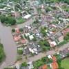 Yautepec bajo las aguas: Fuertes lluvias provocan desbordamiento de barrancas en el municipio e inundaciones (FOTOS)
