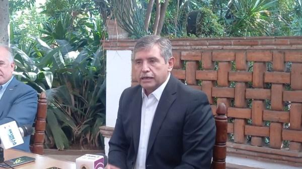Urióstegui Salgado anuncia que hará limpieza en SAPAC