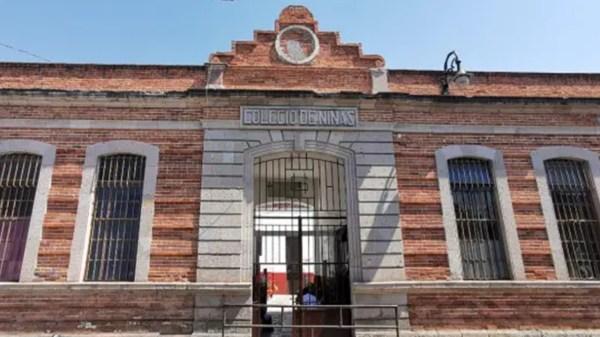 Antiguo Colegio de Niñas Hermenegildo Galeana de Cuautla presenta daños estructurales tras sismo del 7 de septiembre