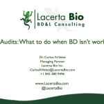 BD Audits Cover