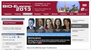 BIO Europe Home Page