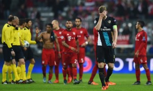 Not everyone in Munich was happy this week...