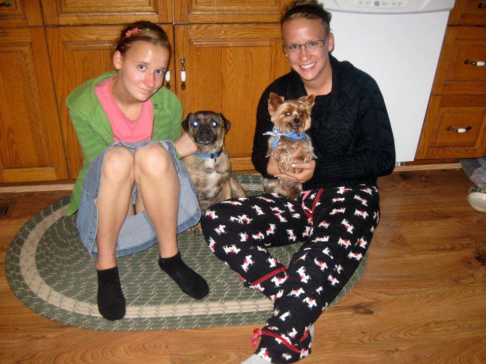Jolene, Portor, Wilson, and myself