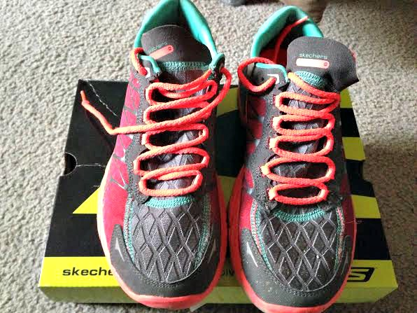 b7b743df0dbf SKECHERS Go Bionic Trail Shoe Review - Laces and Lattes
