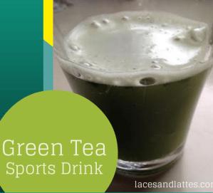 Green Tea Sports Drink