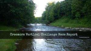 Race Report: Creemore Vertical Challenge