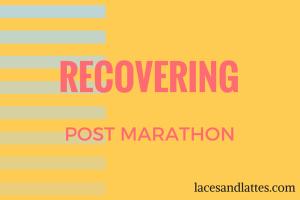Recovering Post-Marathon