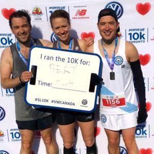 Race Report: Sporting Life 10 KM