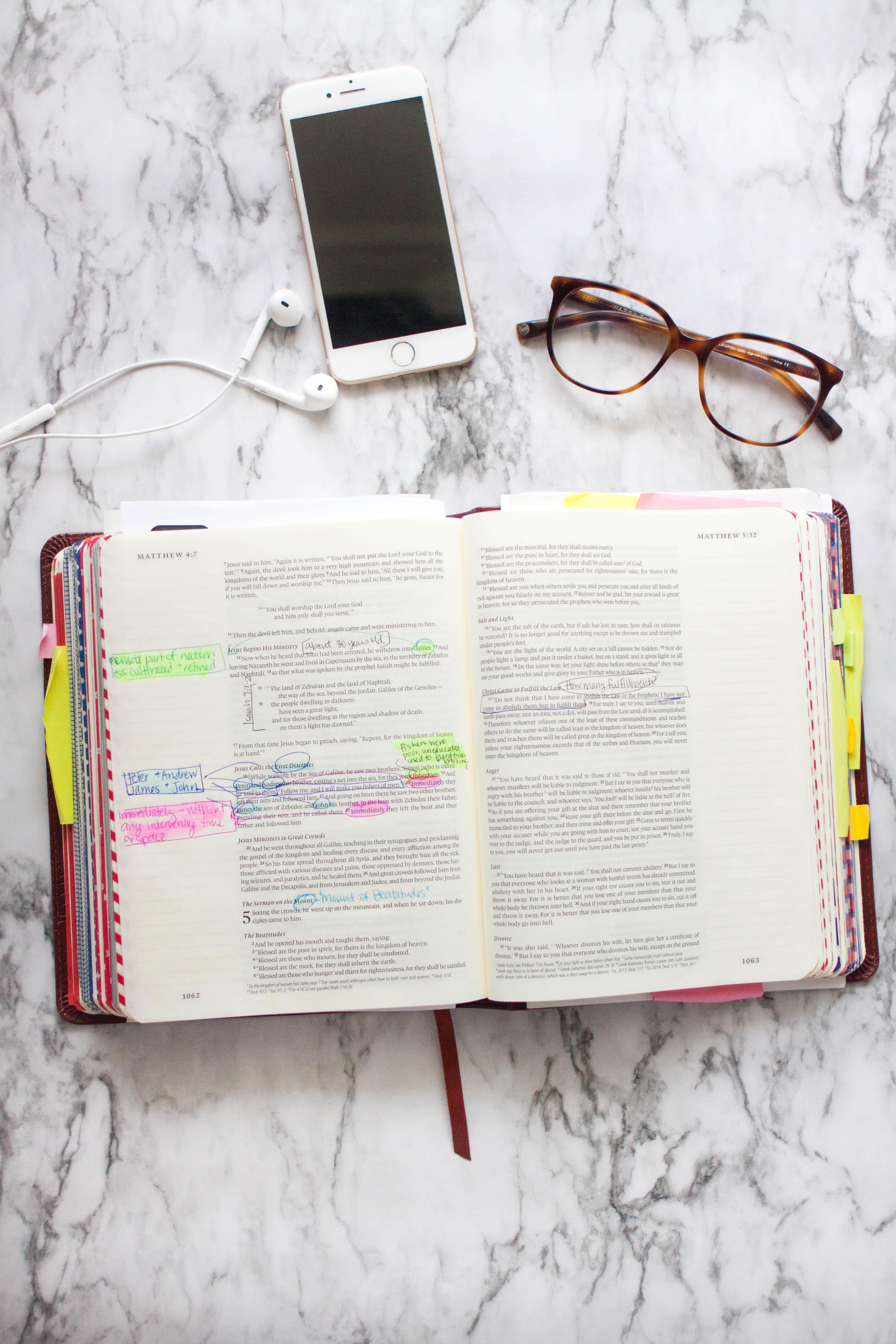 Favorite Bible Studies | Lacey Rabalais