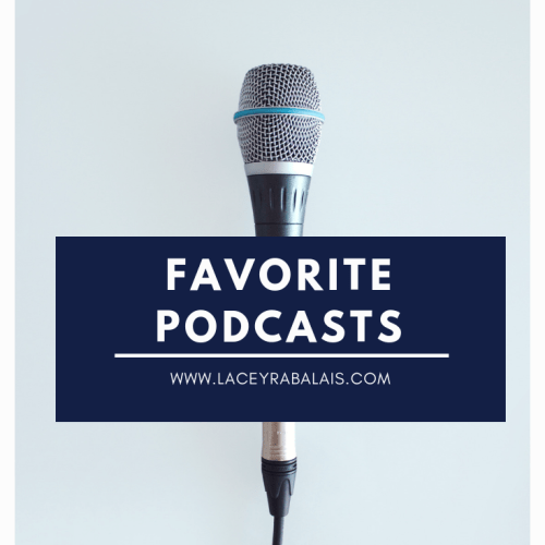 Favorite Podcasts