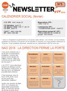 Newsletter-N°5