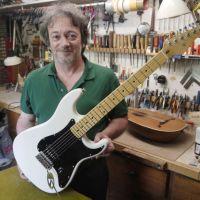 Projet Frankenstrat : la guitare est terminée !