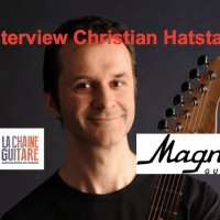 Interview Christian Hatstatt de Magneto Guitars