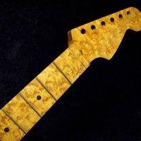 Les différents érables présentés par le luthier Pierre-Marie Chateauneuf