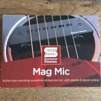 Test Matos - Le micro Mag Mic Seymour Duncan pour guitare acoustique