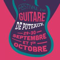Festival de Guitare de Puteaux et salon de luthiers le 29-30 septembre et 1er octobre