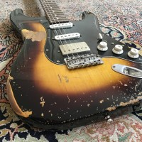 Test Guitare - Sorcerer 62 (MJS Guitars) - Luthier Godefroy Maruejouls