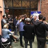 Interview Nico Barbe et débrief apéro La Chaîne Guitare chez Barbe Guitares & Lutherie (Toulouse)