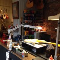 Apéro La Chaîne Guitare - Barbe Guitares et Lutherie - Vendredi 22/09/17