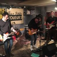 Sébastien Chouard et Eric Sauviat - Interview des fines lames des County Jels