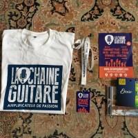 Promotion spéciale Guitares au Beffroi 2018