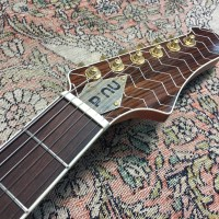 Interview luthier Florian Epinette - Pinu Guitars