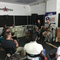 Masterclass Joe Satriani par Pascal Vigné et Saturax - 1/2