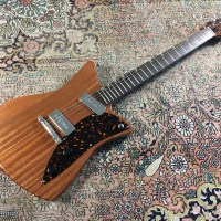 Test Guitare - Modèle Raccoon du luthier Camille Jacob