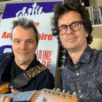 Axel Bauer - Interview guitare à la main - Retour sur sa carrière - Partie 1/2