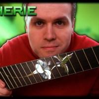 Charles-Antoine Cargill, interview en direct avec le luthier des guitares Rémige