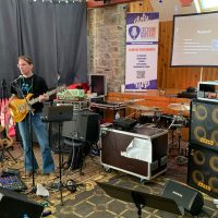 Guit-Ar-Camp 2021, stage guitare Pat O'May, reportage du jour 2