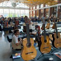 Reportage salon de la lutherie des Internationales de la Guitare de Toulouse 2021