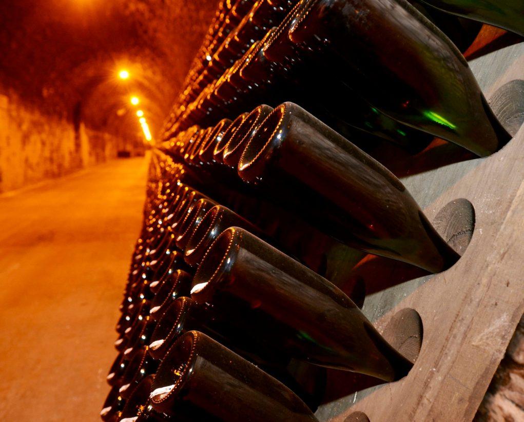 Un mois de janvier timide pour les expéditions de champagne.