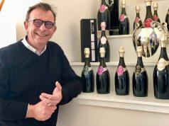 Odilon de Varine, chef de caves de la maison de champagne Gosset.