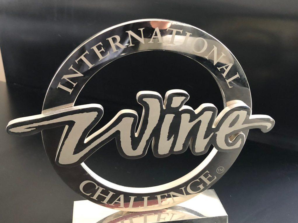 Le prix du WineMaker of the Year décerné par l'International Wine Challenge.