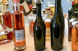 Le modèle de bouteille pour le Ratafia de Champagne en 50 cl et 70 cl.