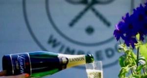 La maison Lanson continue son partenariat avec le tournoi de Wimbledon.