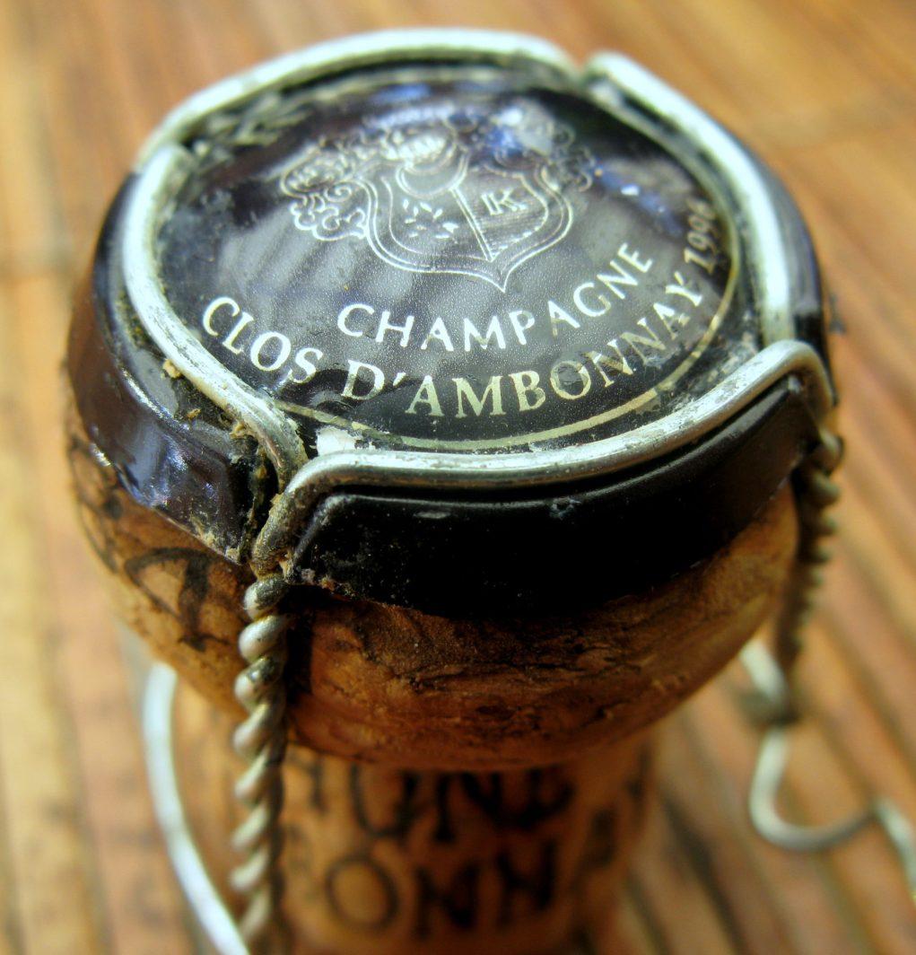 Le clos en Champagne, une belle idée à commercialiser.