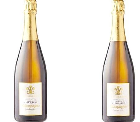 Un champagne chez Fortnum & Mason pour l'anniversaire du Prince Charles.