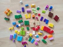 ranger les Lego® pour bien s'organiser