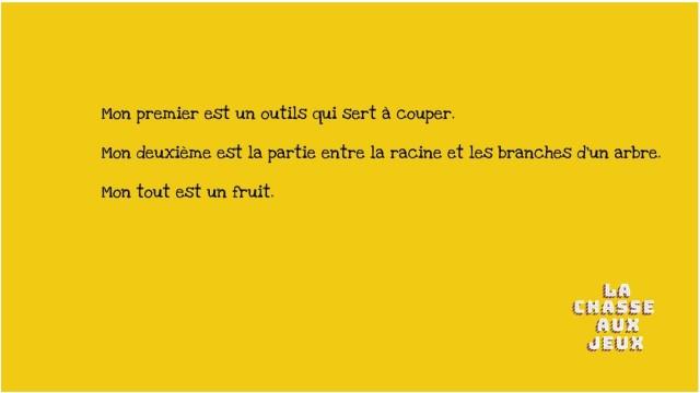 charade citron